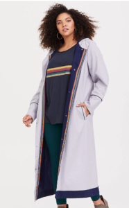 13th Doctor Overcoat